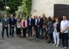 Alcaldes i regidors de Saint-Paul-Lès-Dax i Caldes de Montbui