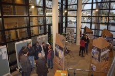"""Exposició intinerant """"10 anys de Pla de Barris"""" a la Biblioteca de Caldes"""