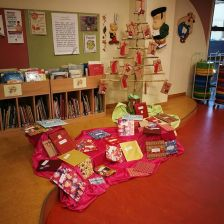 Sala Infantil de la Biblioteca