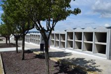 Ampliació dels nínxols del cementiri