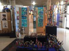 Exposició dels alumnes del Taller d'Art Manolo Hugué