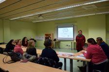 Sessió Educaentorn amb comunitat educativa
