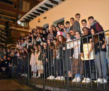 Alumnes organitzadors del Toc Terrorífic 2018