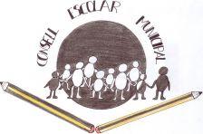 Logotip Consell Escolar Municipal