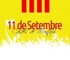 Banner de l'11 de Setembre