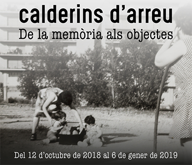 Exposició Calderins d'Arreu