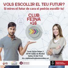 Club de feina +16