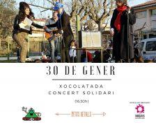 Imatge del concert solidari